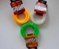 Garden Tools Nylon Trimmer Line 3.0mmX10M TRIANGLE Head Card