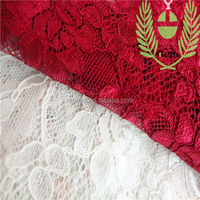 Best selling high-grade material soft stretch lace fabric