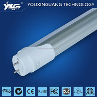 1.2m 4ft UL DLC Listed4ft led tube light fixture t8 with 50000 hours Long Life Span and Excellent Performance