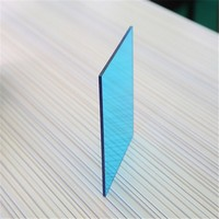 Only 30% Infrared Transmittance Clear xinhai Heat Ressistant Anti-Infrared 4mm solid PC Sheet with UV Protection