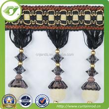 Curtain decoration bead fringe tassel curtain Lace