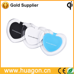 China supplier cheap dropshipping wireless charger for lenovo samsung galaxy s4