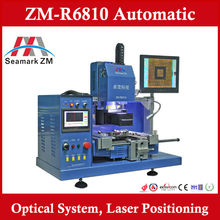 2015 low cost hot air optical alignment system bga rework station ZM-R6810 repair part for samsung galaxy s2 motherboard