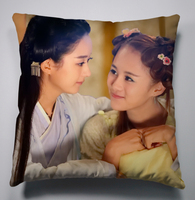 Wholesale Quality TV series star 3D print throw Pillows The Journey of Flower soft cushion pillowcase for sofa chair car BZ1273