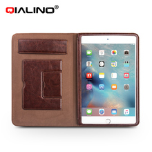 2016 Best Seller For iPad Leather Case, For iPad mini4 Case ,Leather Book Case For iPad mini 4