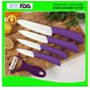 fashion ceramic manual ceramic knife sharpener