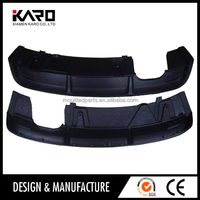 ABS Injection Molded Plastic Parts for Plastic Frame