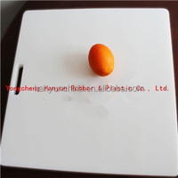 Customized UHMWPE sheet/ good abrasion resistance of chopping block/cutting board