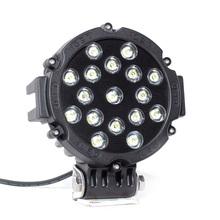 CRANE FLOOD/SPOT LED DRIVING WORK LIGHT 7 INCH BLACK 51w LED WORK LIGHT 51W LED WORK LIGHT FOR TUNING CAR