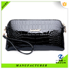 custom high quality leather travelling wallet in fashion
