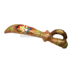 Pirates inflatable sword toys