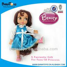 nuevo diseño de la muñeca juguetes para los niños 2013