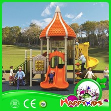 Fshionable big playground equipment, commercial outdoor children playground equipment