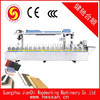 PVC and paper wrapping coating machine with cold glue