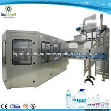 Agua embotellada máquina de llenado