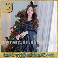 vogu hot sale maxi long sleeve designer traditional design of dress
