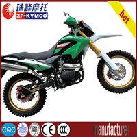 chongqing cheap mini dirt bike sale in russia(ZF200GY-5)