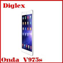 Original 9.7inch Onda V975S Tablet PC Octa Core Tablet PC 2GB Ram 16GB Rom Android 4.4 5000mAh Multi language with Factory Price