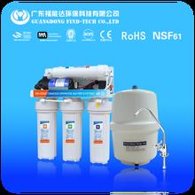 5 etapas ósmosis inversa equipo purificador de agua en el hogar