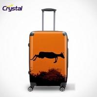 2015 Universal Wheels PC Royal Trolley Luggage / Travel Case