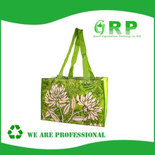 Pretty design Of reusable eco shopping bag