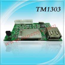 TM1303 MP3 PCB Board equipment