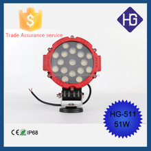 2015 51W motocycle LED driving light
