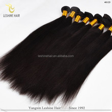 2015 Hot Selling Virgin Unprocessed Full Cuticle brazilian hair paris