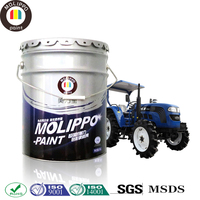 Machinery & Plant Quick Drying Enamel Paint All Colours