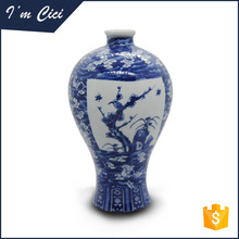 Jingdezhen ceramic vase with the perfect fusion of art and life CC-D010