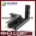 Cw065 6063 recubrimiento en polvo ventanas de aluminio que hace materiales perfil para la construcción