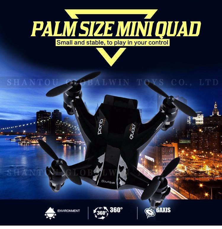 Brinquedos de Controle Remoto 4CH rc Quadcopter Drone melhores helicópteros mini drone PK CX-10A