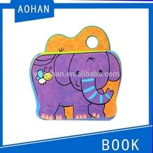 Alibab factoy venda linda childen eva livro / espuma livros