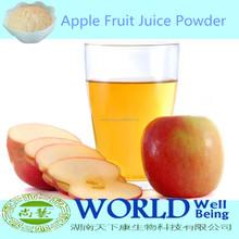 China Factory Pure Spray Dried Apple Juice Powder/Apple Juice Concentrate/Apple Pectin Powder
