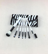 Hot sale 7pcs gift makeup brush set LY-G058