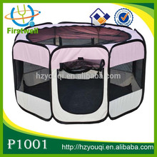 Lightweight Easy Folding Playpen Dog Pet Soft Kennel
