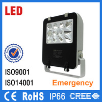 IP66 waterproof dustproof led flood lights high efficiency wall mounted floodlight rechargeable led emergency light