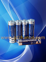 AA size LR6 1.5V Alkaline Dry Battery for keyboard battery