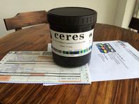 conductive carbon paste ink