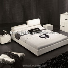contemporary furniture bed set AY196