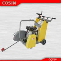 Cosin CQF16 Asphalt Cutting Saw,Diamond Concrete Cutter Concrete Saw Cutting Machine