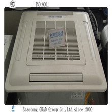 GRAD hot sale ceiling cassette 4-way fan coil