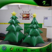 Brand Hongyi fabulous giant dancing wooden christmas tree