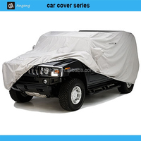 Large auto outer protective cover/rain protection car cover