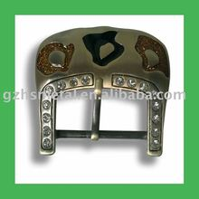 Metal Bag Accessories for Leather Goods H2403 Enamel Belt Buckle for Women
