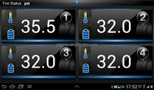 TPMS for smartphone