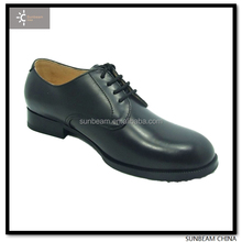 2014 New design fashion American style shined leather military officer shoes