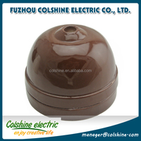 Electrical ceiling rose for ceiling lighting