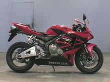 CBR 600 RR PC37 Used HONDA Motorcycle