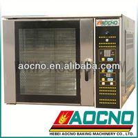desktop toaster oven to toast various foods